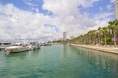 Alicante, España fotografía de archivo