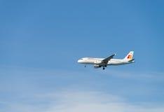 Voler à Alicante Photo stock