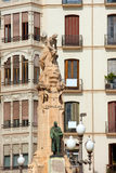 Alicante Explanada De Espana Jose Canalejas zabytek Fotografia Royalty Free