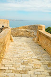 Alicante fortress Royalty Free Stock Images