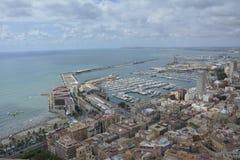 Alicante Hiszpania Fotografia Stock