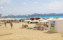 Alicante, Hiszpania Zdjęcie Stock