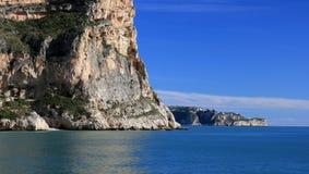 Alicante-Küste Lizenzfreies Stockfoto
