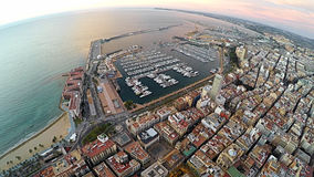 Alicante Port - Spain Stock Photography