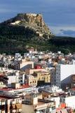 Alicante, Spagna, citt? mediterranea Immagini Stock