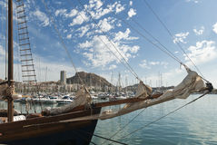 Alicante, Spain Royalty Free Stock Photos