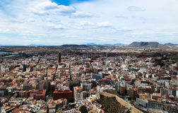 Alicante, Spain Fotografia de Stock Royalty Free