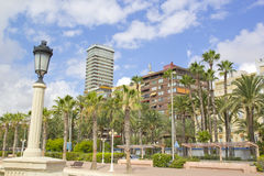 Alicante,Spain Royalty Free Stock Images