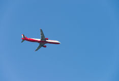 Air Berlin aircraft Royalty Free Stock Photos