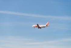 Easyjet  aircraft Stock Image