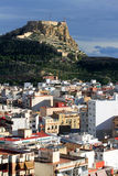 Alicante, Spain, Mediterranean City Stock Images