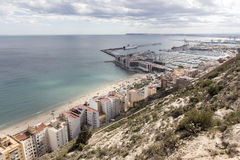 Alicante, Spain Royalty Free Stock Photo