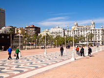 Alicante in Spain Royalty Free Stock Photography