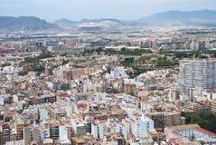Alicante Spanien Royaltyfria Bilder