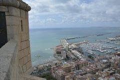 Alicante Spanien Stockbilder