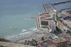 Alicante Spanien Arkivbilder