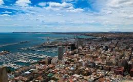 Alicante Spanien Royaltyfri Bild