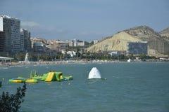 Alicante Spanje Royalty-vrije Stock Afbeeldingen