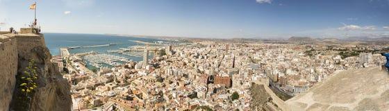 Alicante Spanje Stock Foto's