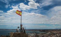 Alicante, Spanje Royalty-vrije Stock Foto's