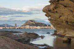 Alicante-Stadt Lizenzfreie Stockfotografie
