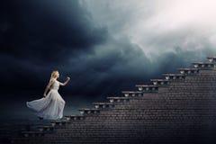 Alice au pays des merveilles Photo libre de droits