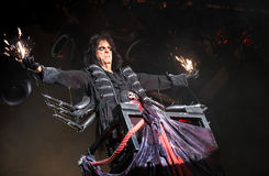 Alice Cooper Royalty Free Stock Image