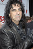 Alice Cooper on the red carpet. Alice Cooper at the 4th Annual Musicares MAPfund Benefit Concert at the Henry Fonda Music Box Theatre in Hollywood in May 2008 Royalty Free Stock Image