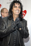 Alice Cooper on the red carpet. Royalty Free Stock Images