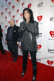 Alice Cooper on the red carpet. Royalty Free Stock Photo