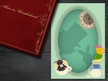 Free Alice In Wonderland. Mad Tea Party. Hatter, Dormouse, White Rabbit. Stock Photos - 71676263