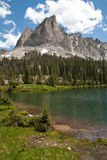 Alice Lake, Idaho Royalty-vrije Stock Afbeeldingen