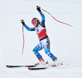 Alice McKennis, FIS Alpine Ski World Cup  2011/2 Stock Image