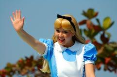 Alice no país das maravilhas Fotografia de Stock Royalty Free