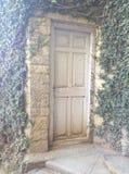 Alice& x27; s deur Stock Afbeeldingen