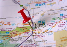 Alice Springs images stock