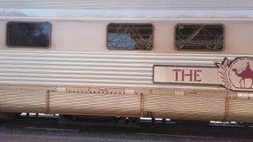 Alice Springs Train Station