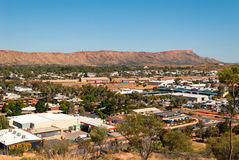 Alice Springs (Northern Territory Australia) Royalty Free Stock Photography