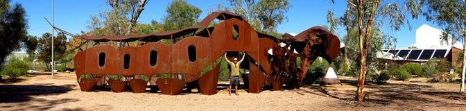 Alice Springs, territoire du nord, Australie images stock