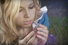 Alice w krainie cudów Fotografia Stock