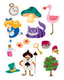 Alice in Wonderland Royalty Free Stock Photo