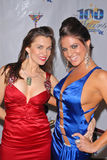 Alicia Arden,Bridgetta Tomarchio. Alicia Arden and Bridgetta Tomarchio  at the 2010 Night of 100 Stars Oscar Viewing Party, Beverly Hills Hotel, Beverly Hills Royalty Free Stock Photos