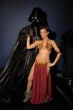 Alicia Arden, Jabba Immagine Stock Libera da Diritti