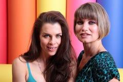 Alicia Arden, Rena Riffel Royalty-vrije Stock Afbeeldingen