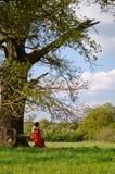 Alicia en el país de las maravillas Imagen de archivo libre de regalías