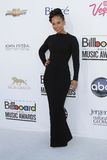 Alicia Keys at the 2012 Billboard Music Awards Arrivals, MGM Grand, Las Vegas, NV 05-20-12 Stock Photos