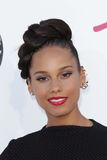 Alicia Keys at the 2012 Billboard Music Awards Arrivals, MGM Grand, Las Vegas, NV 05-20-12 Stock Photo