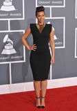 Alicia Keys Stock Photo