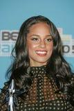 Alicia Keys Στοκ εικόνες με δικαίωμα ελεύθερης χρήσης