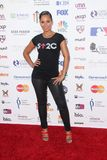Alicia Keys royaltyfria foton